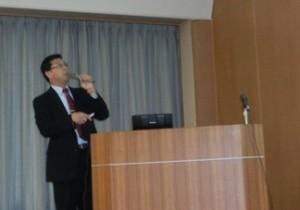 平竹先生の講演