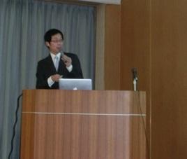 渡辺先生の講演