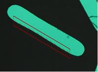 形状ファインダーによる測定